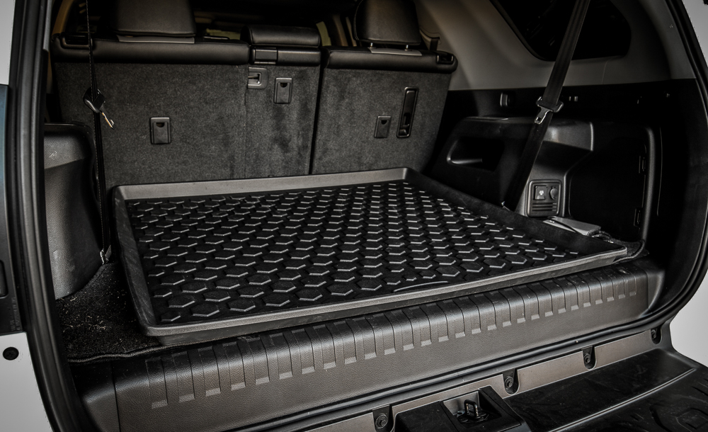 Weatherstopper Rear Cargo Mat 5th Gen 4runner 5th Gen