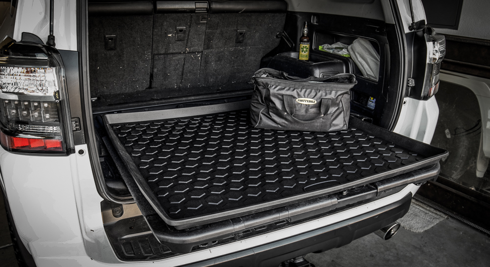 Rear Cargo Mat 5th Gen 4Runner Trail Cargo Deck
