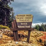Barker Pass Pacific Crest Trail Head