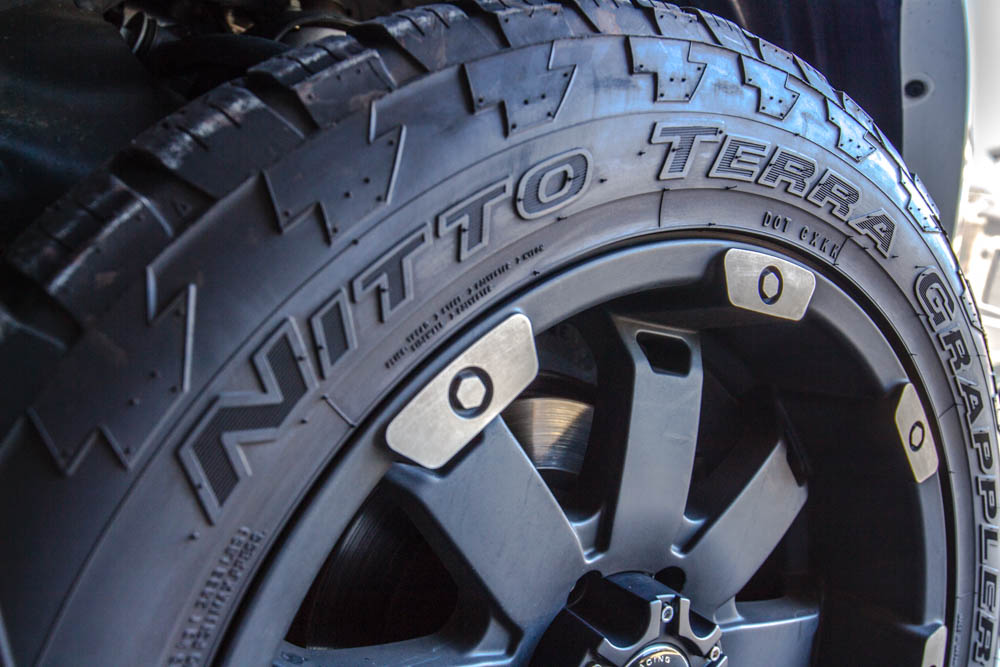 Trail 4Runner Tires - 275/55r20 All Terrain Tires