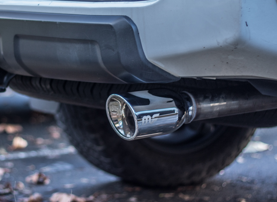 No TRD Exhaust for 4Runner? Exhaust system options for 5th Gen