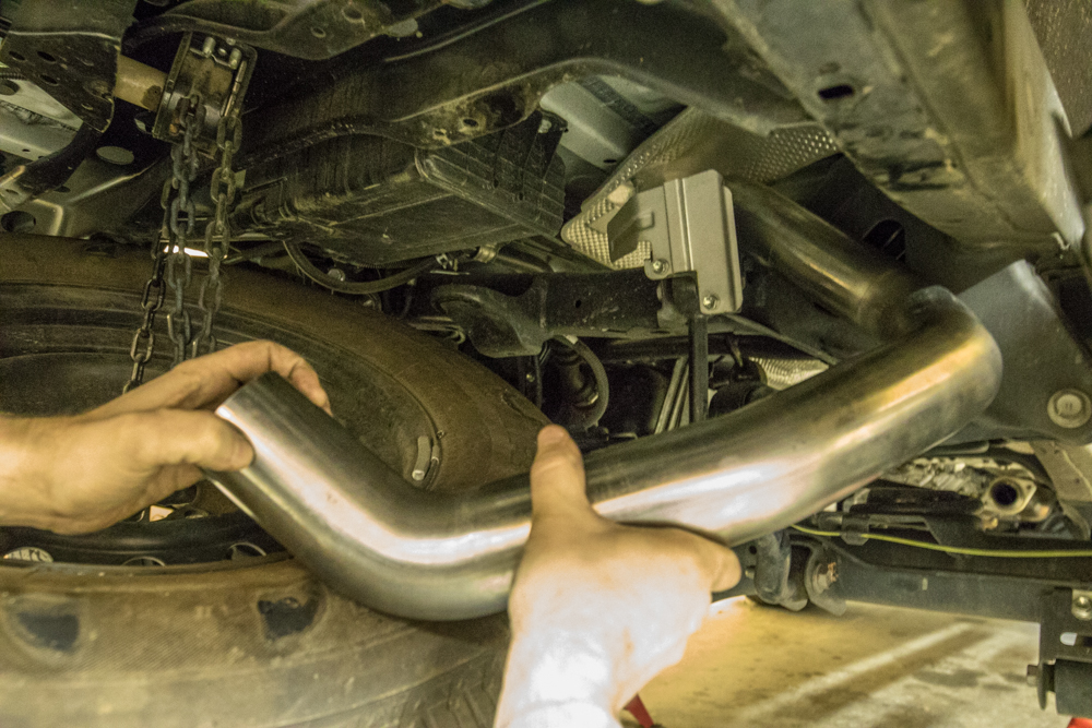 MagnaFlow Cat-Back Exhaust Install Toyota 4Runner (5th Gen)