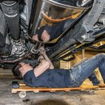 MagnaFlow Exhaust Cat-Back Exhaust Install - Installing New Exhaust