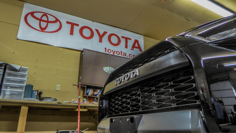 TRD Pro 4runner Grill Swap Final
