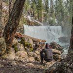 McCloud Falls - Middle McCloud Falls