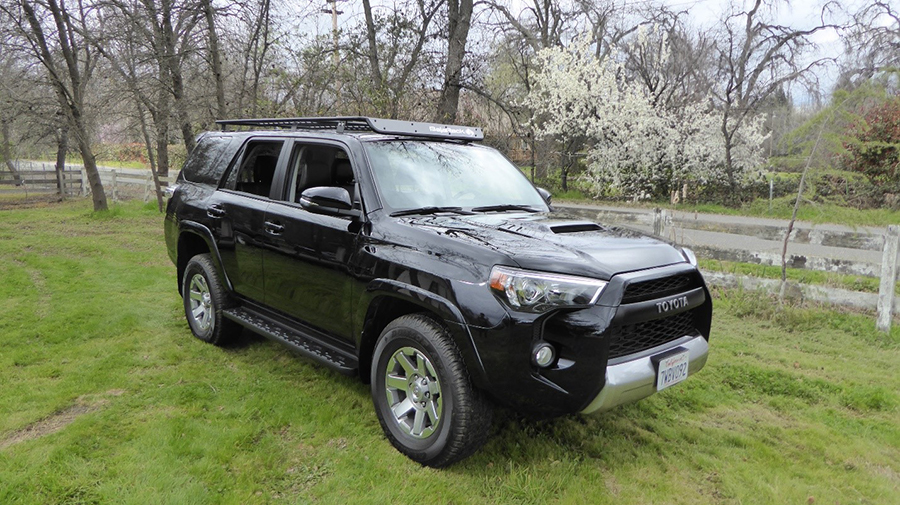 BajaRacks 5th Gen 4Runner