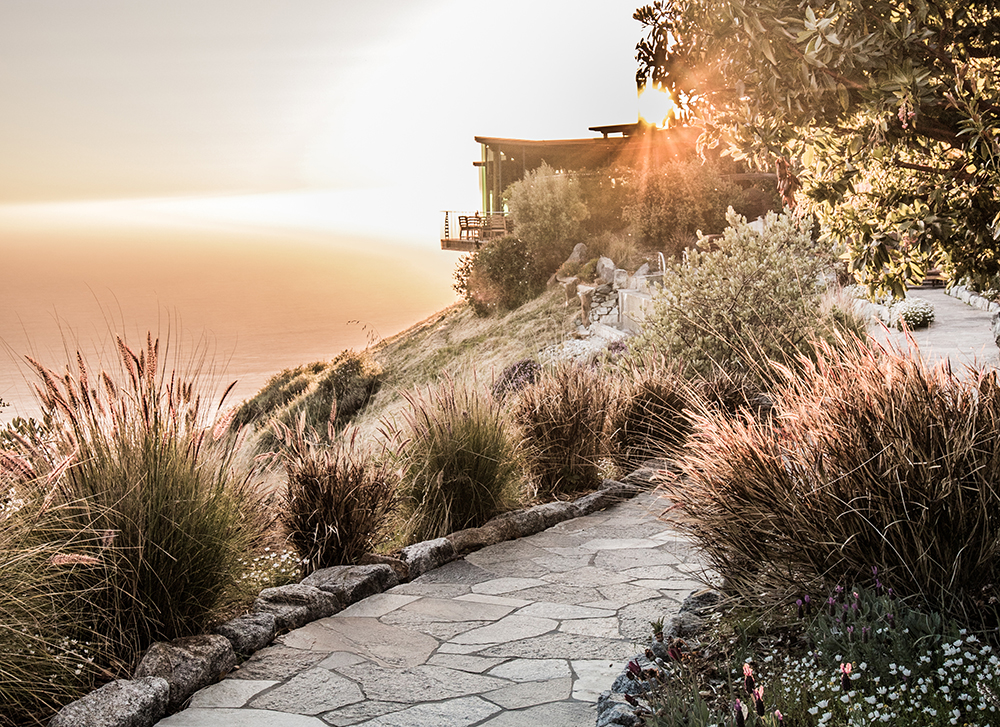 Post Ranch Inn - Restaurant/Pool/Spa at Sunset