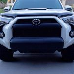 Toytec2.5 leveling Kit Vs. Stock OEM 4Runner
