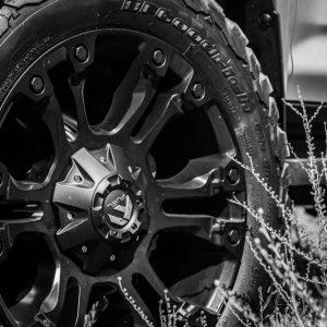 "Fuel 20"" Vapor - Alloy Wheels"