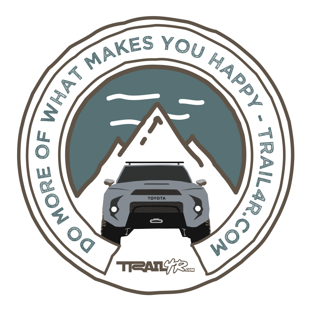 5th Gen 4Runner Patch - Cement