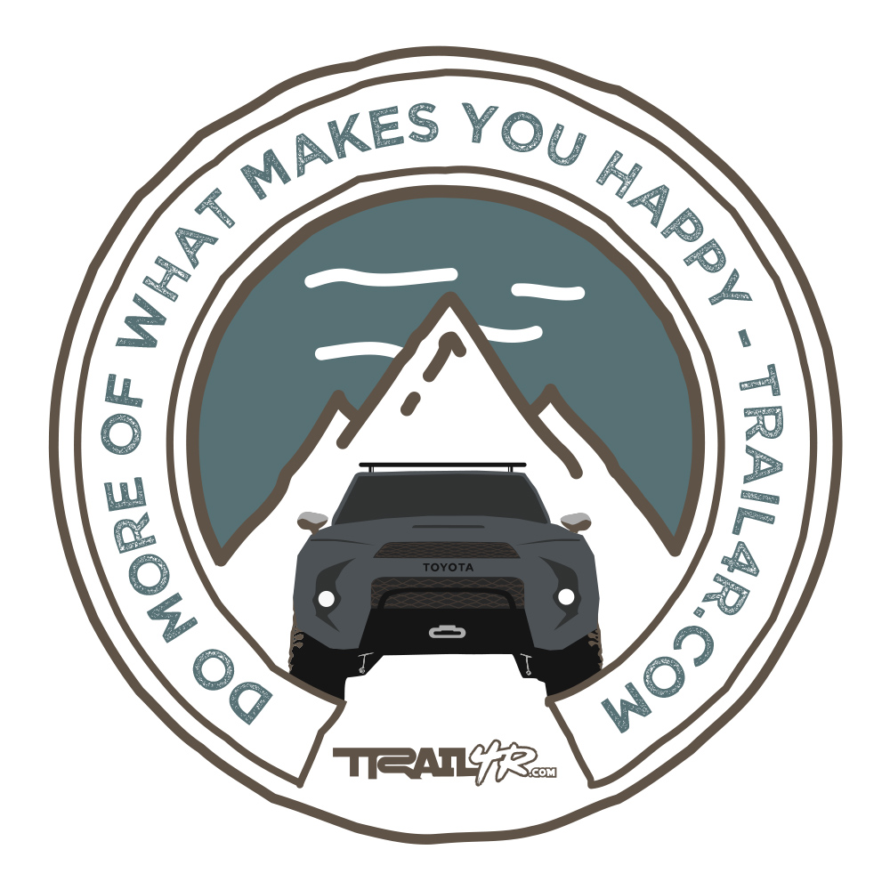 5th Gen 4Runner Patch - MGM