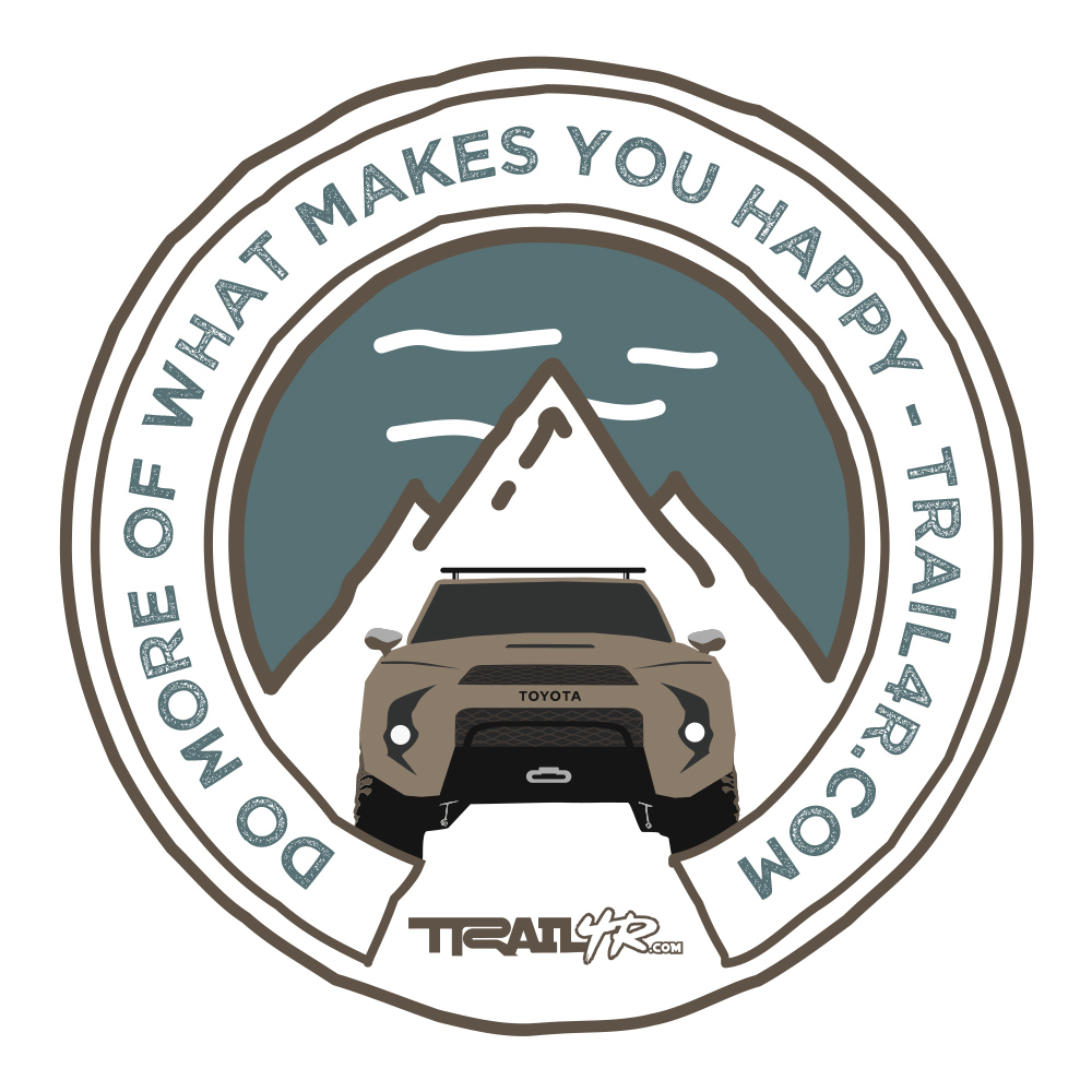 5th Gen 4Runner Patch - Quicksand