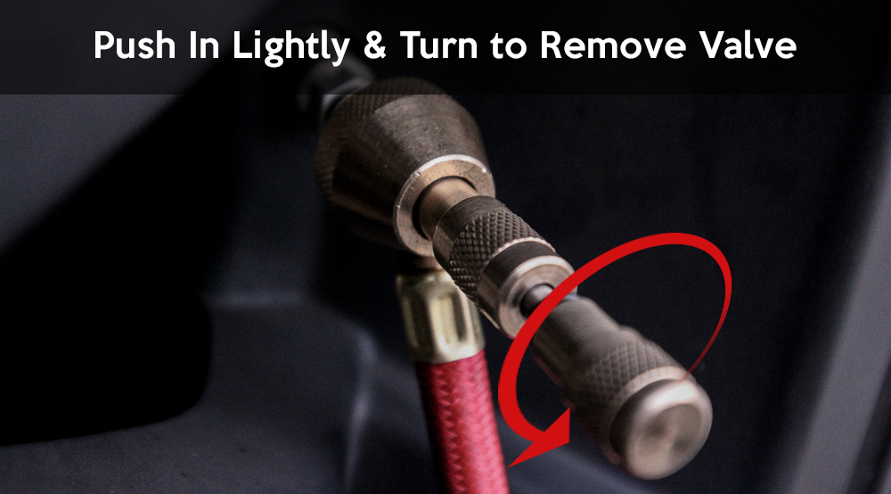 ARB E-Z Deflator - Push Lightly & Turn to Remove Valve