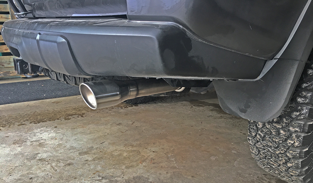 Borla Cat Exhaust Install 5th Gen 4Runner