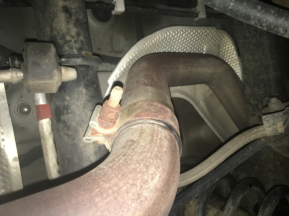 Borla cat back exhaust system install 5th gen 4runner step by step install borla tailpipe fandeluxe Gallery