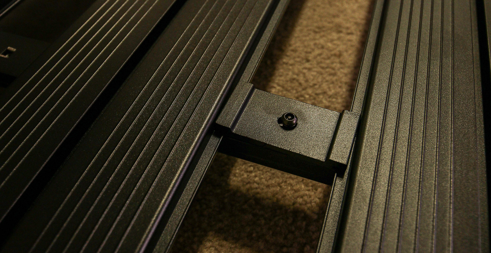 Turn Rack Over - Mount Bracket Hardware