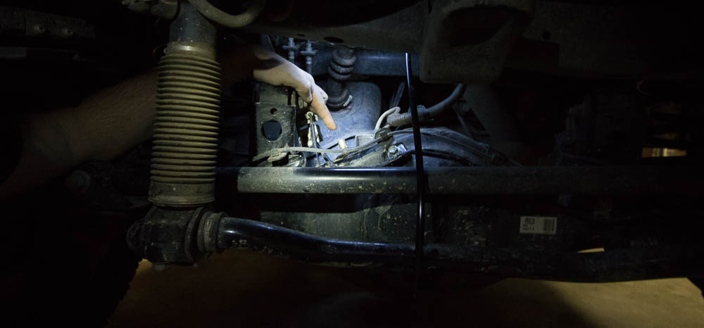 ARB Diff Breather Install 5th Gen 4Runner