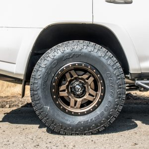 """34"""" Toyo Open County AT 2 Tires (285/75R17)"""