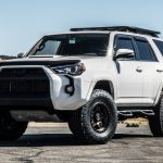 Aftermarket 5th Gen 4Runner Wheels - Fuel Anza Bronze 17""