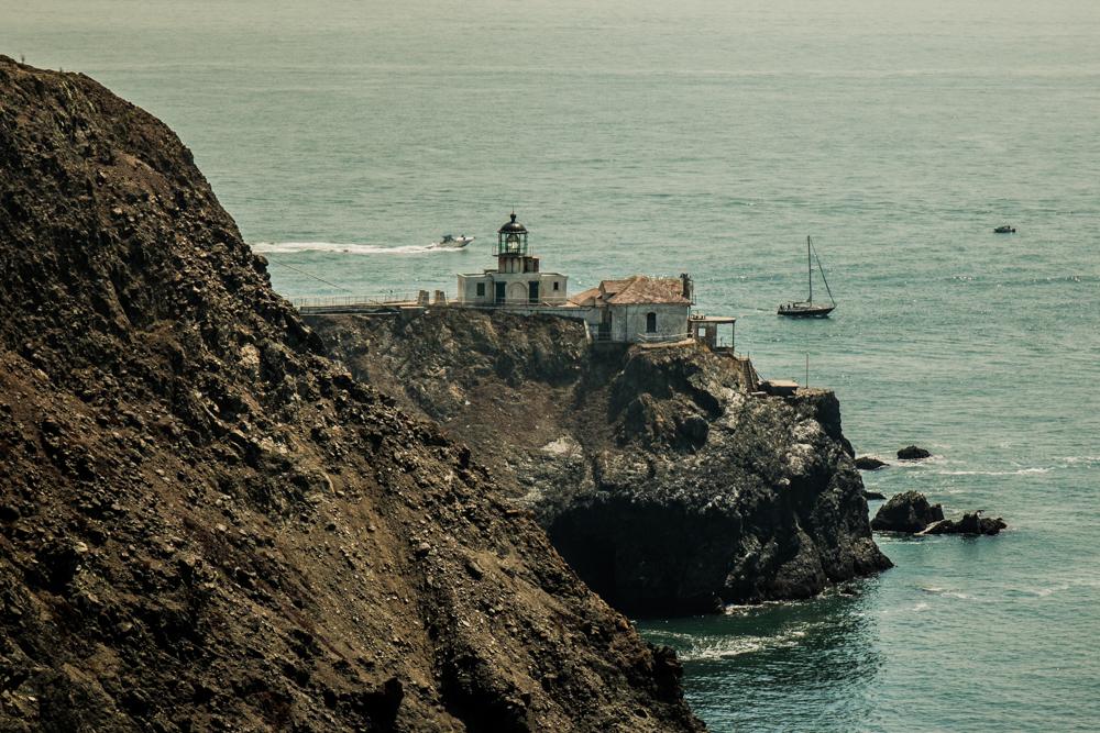 Best Photography Spots - Marin Headlands - Point Bonita Lighthouse
