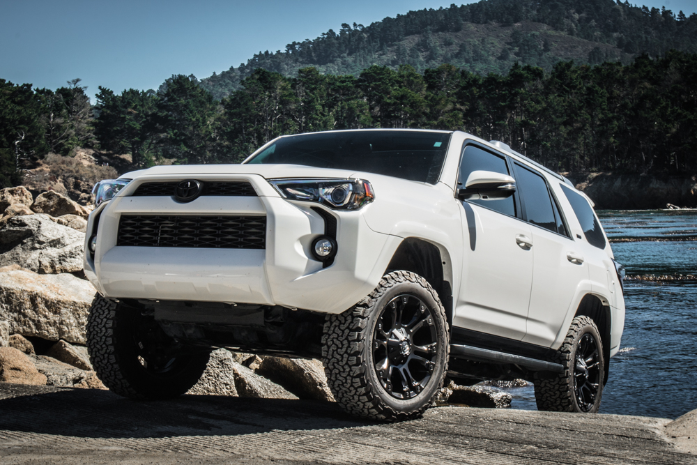 Stock Running Boards - 5th Gen 4Runner