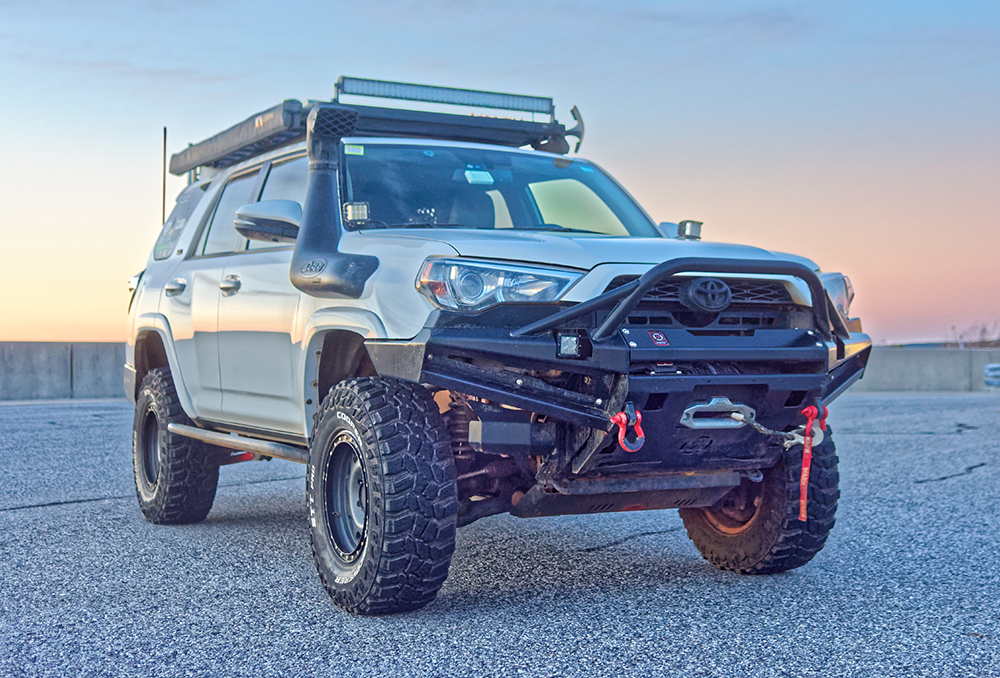 5th Gen 4Runner Front Bumper