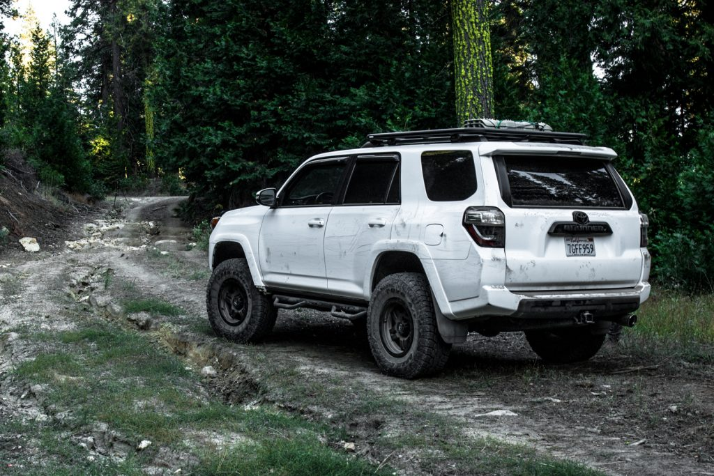 5th Gen 4Runner Nerf Bars - NFAB