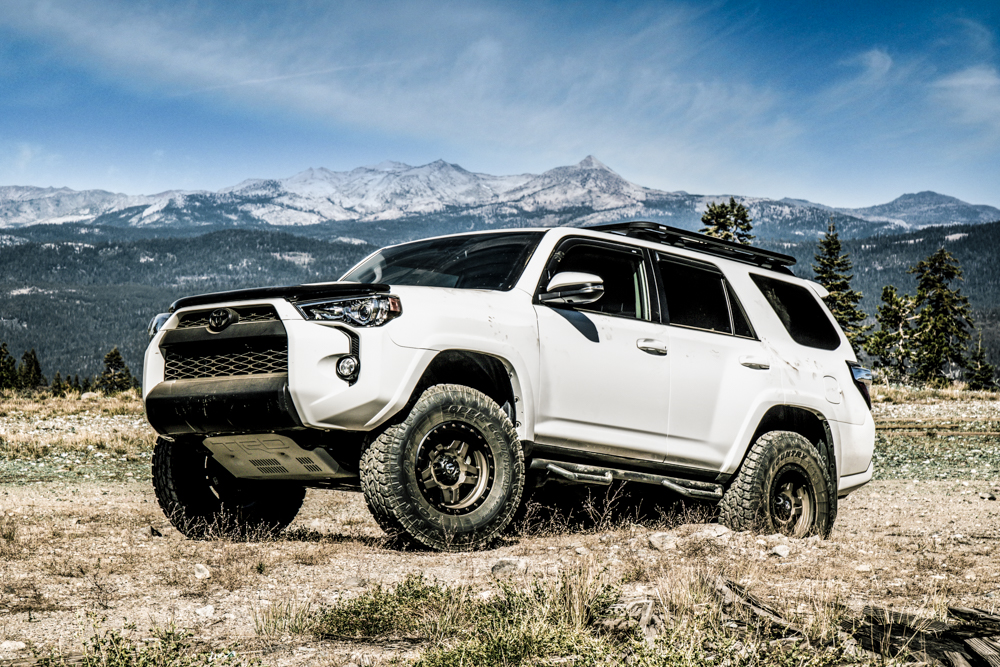 4Runner Rock Sliders Vs. Nerf Bars Vs. Stock Running Boards