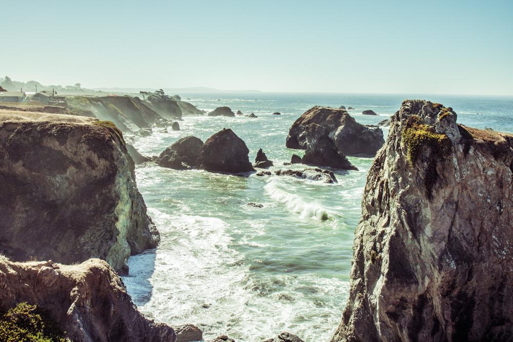 Bodega Bay Sonoma Coast - Gleason Beach