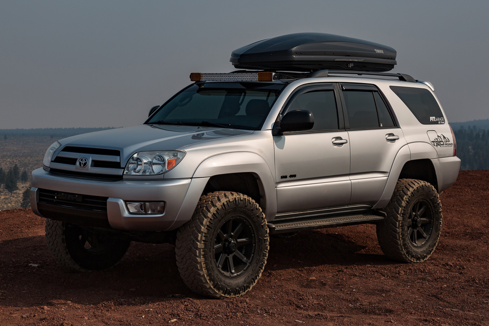 A General Overview of the 4th Gen Toyota 4Runner 2003-2009