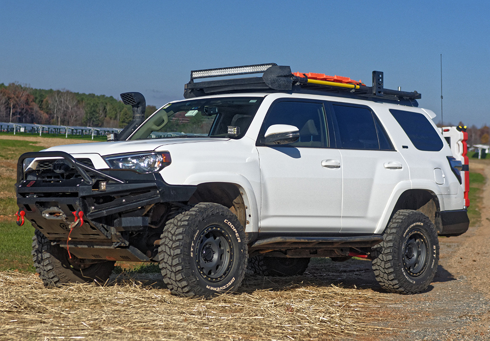 5th Gen 4Runner Rock Sliders