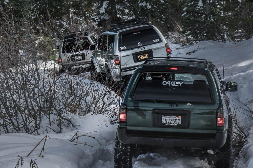 Castle Pass/ Castle Peak 4x4 Trail - North Lake Tahoe Donner Pass