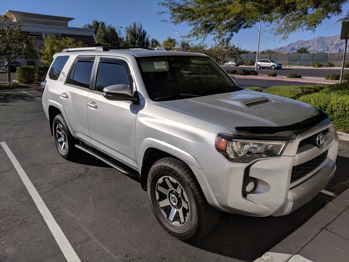 RCI Rock Sliders Install 5th Gen 4Runner with KDSS