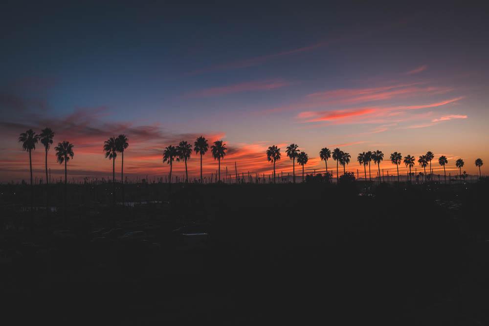 Ventura, CA - Sunset