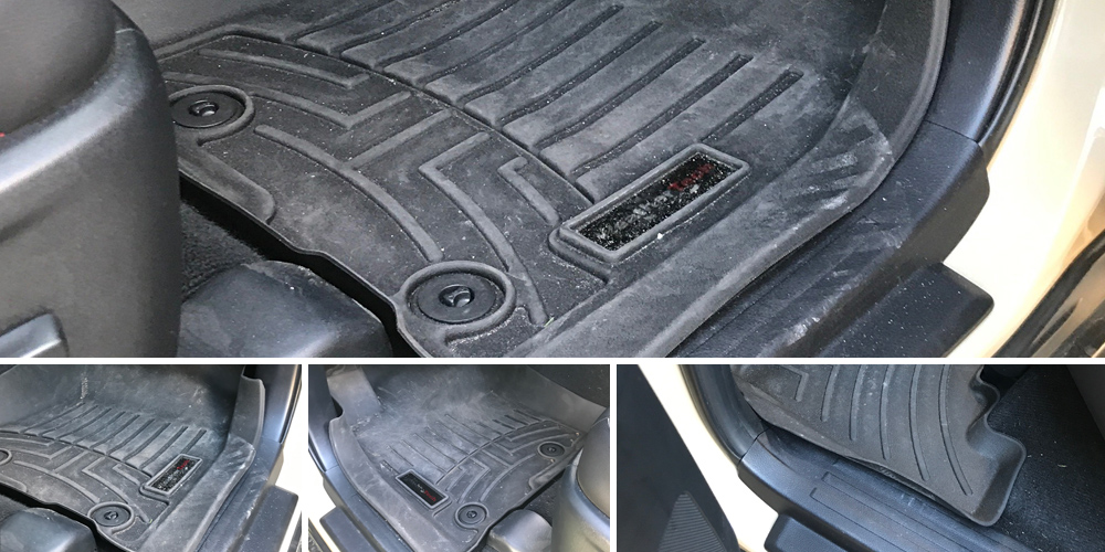 Weathertech Floor Mats - 5th Gen 4Runner