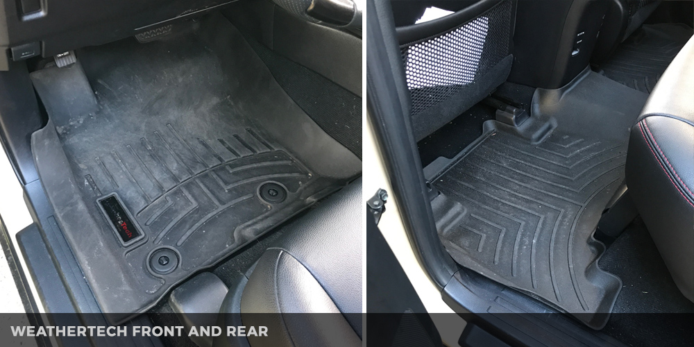 com dp for custom amazon ford weathertech floor floorliner fit mats rear tan mat super crew automotive