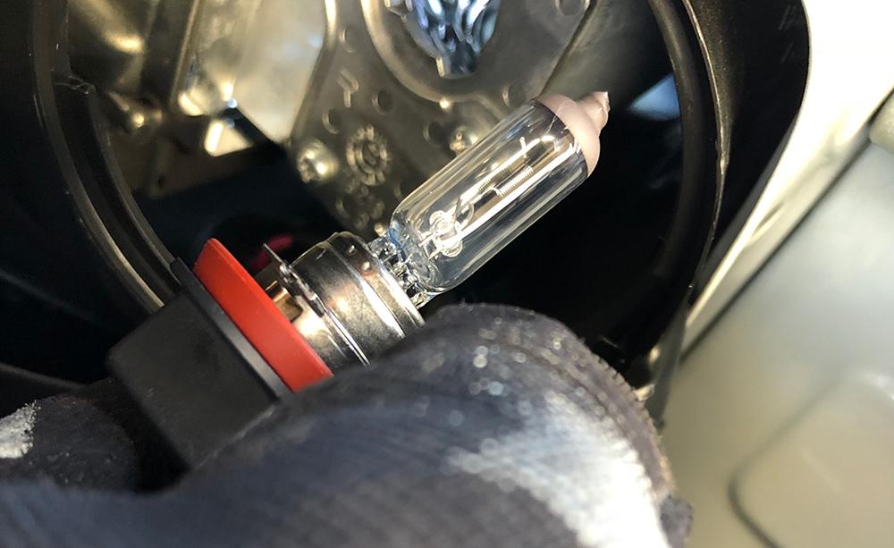 5th Gen 4Runner LED Headlight Install - Remove BULBS