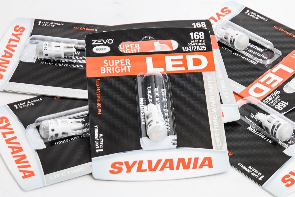 5th Gen 4Runner Interior Light Bulbs