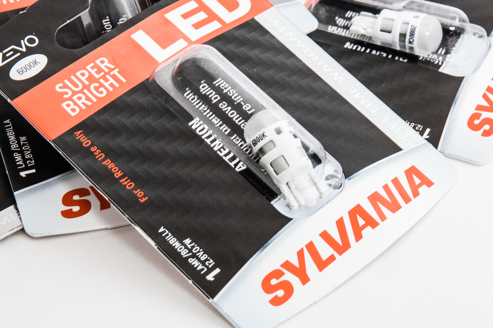 4Runner LED Interior & Exterior Light Bulbs