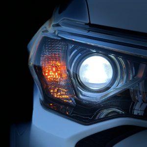 5th Gen 4Runner LED Headlight Install