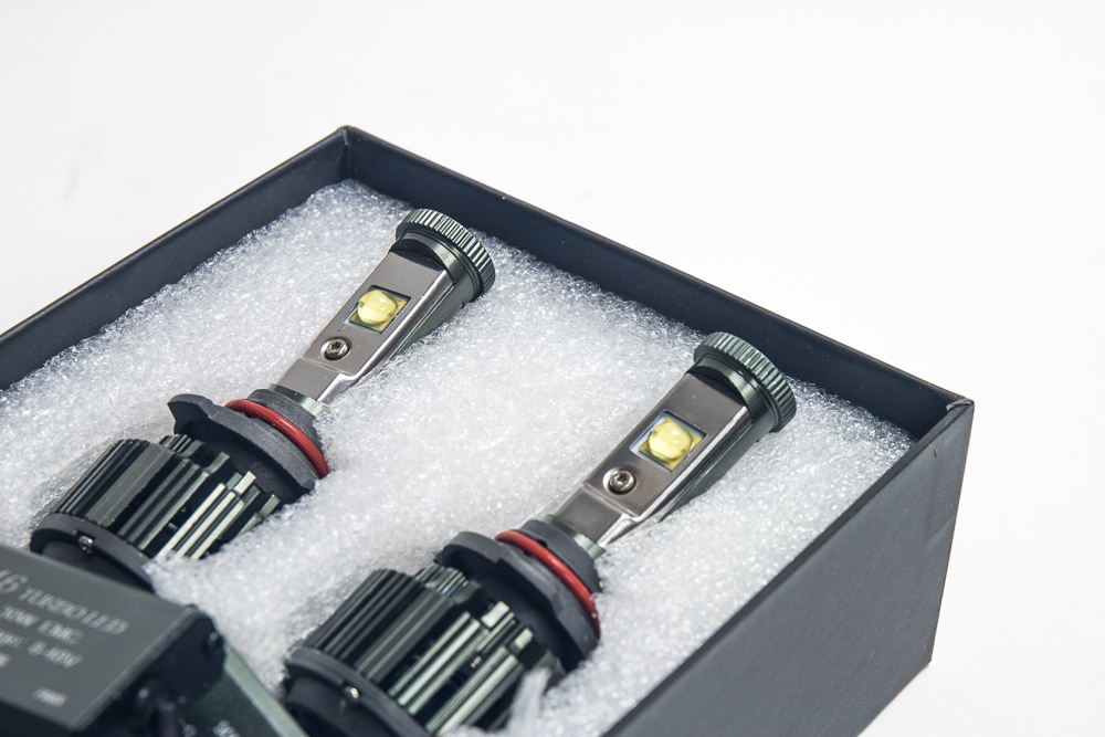 CougarMotors LED Headlight
