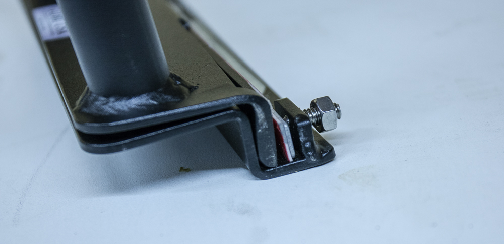 Gobi Ladder Install Step - Understanding How Bottom Mount Works