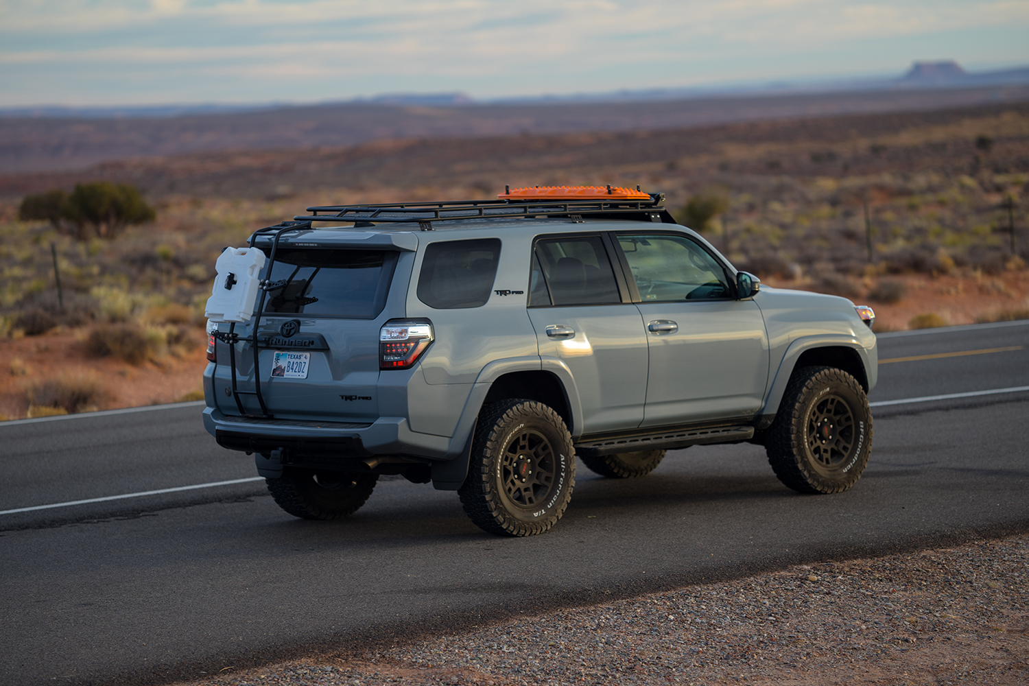 Gobi 4Runner Roof Rack - Full Roof Rack