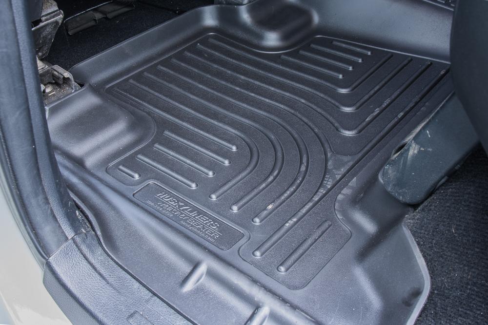 Husky 4Runner Floor Mats Backseat