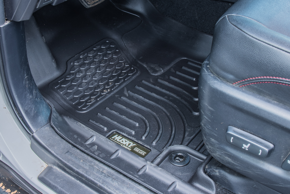 2016 toyota 4runner carpet floor mats