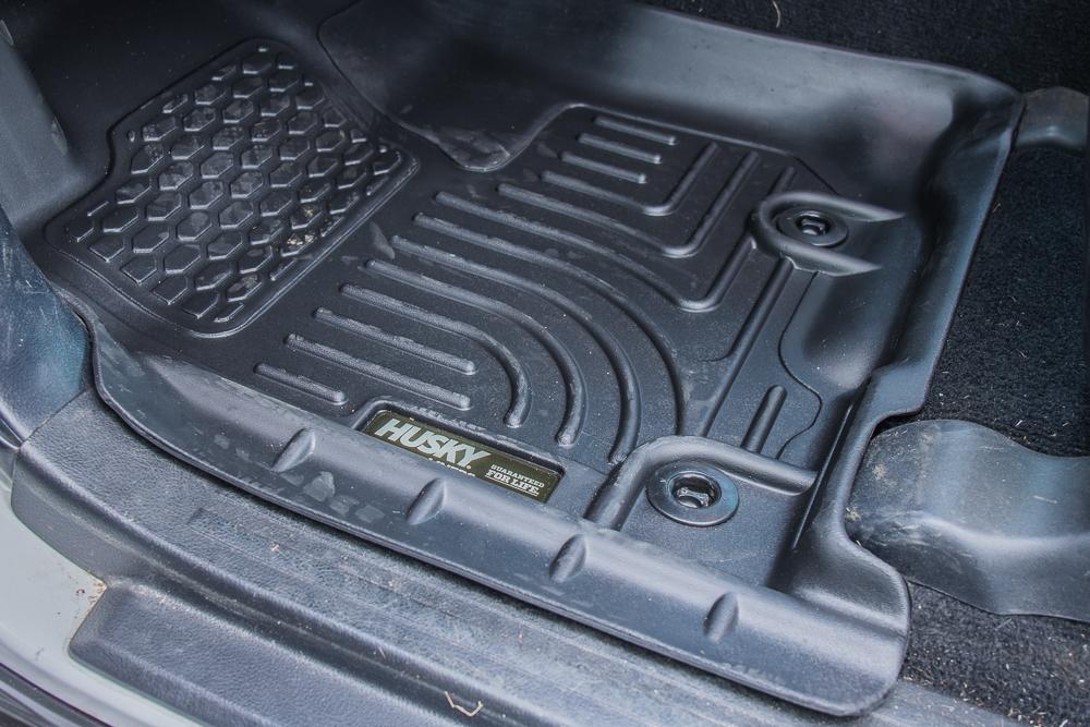 Husky 4Runner Floor Mats - Driver