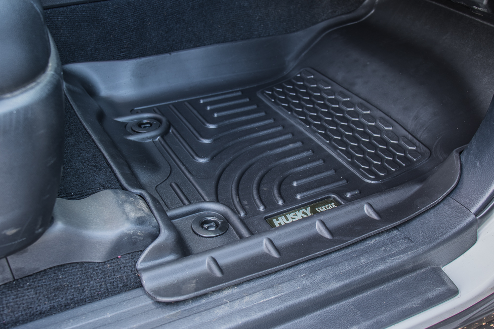 Husky 4Runner Floor Mats - Passenger