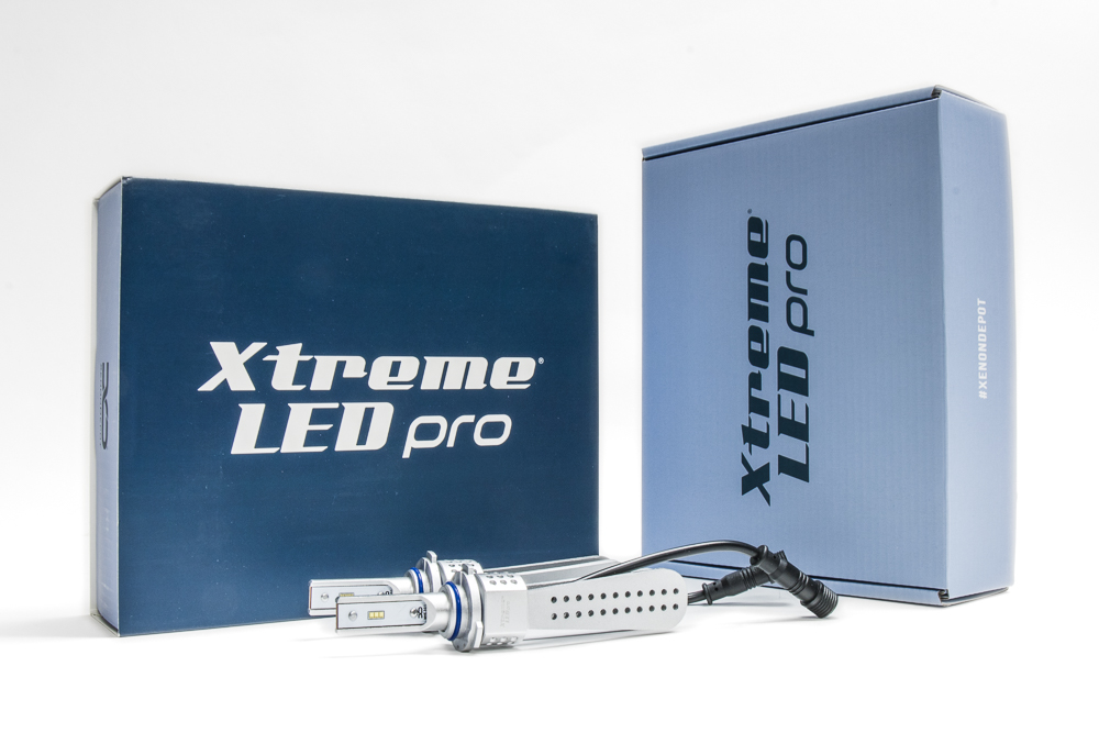 LED 4Runner Headlights (High/ Low) - Xenon Depot Shipping and Packaging