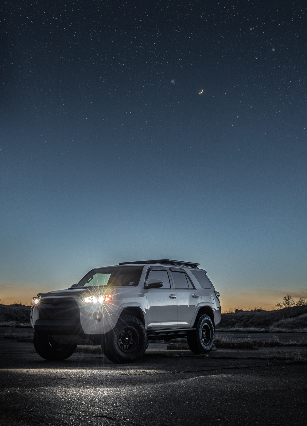 Xenon Depot 4Runner LED Headlights (Low and High Beams)