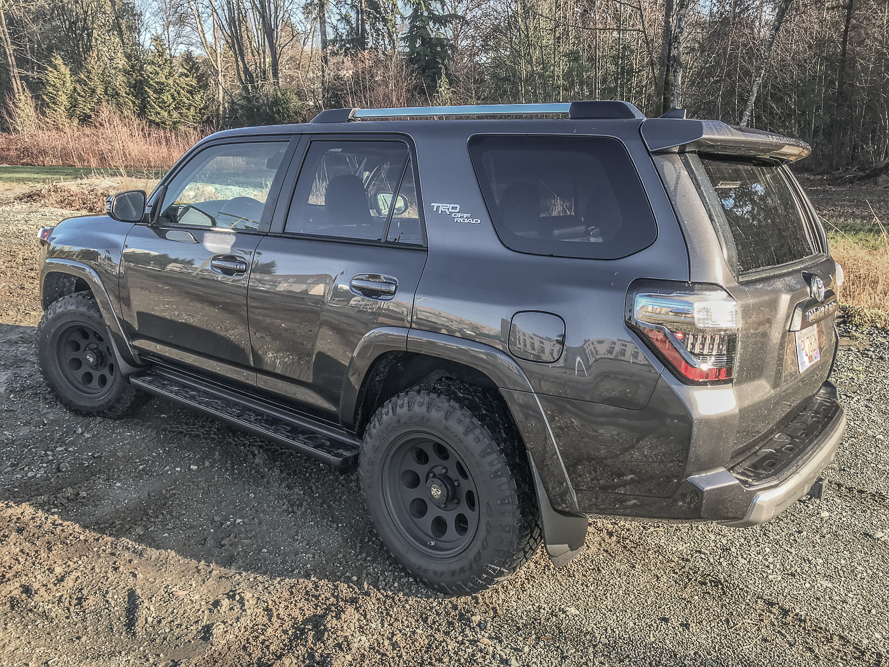 Procomp 7069 With Goodyear Wrangler Duratracs On 4runner
